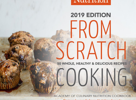 """The 2019 """"From Scratch Cooking"""" Digital Cookbook!"""
