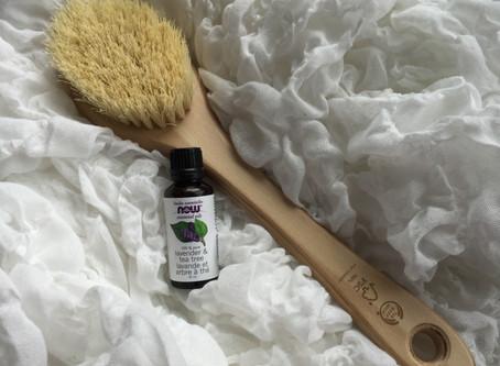 Your Skin Needs Brushing, Too!