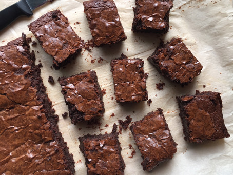 "(Otto's Naturals') ""Chewy Gooey Paleo Brownies"""