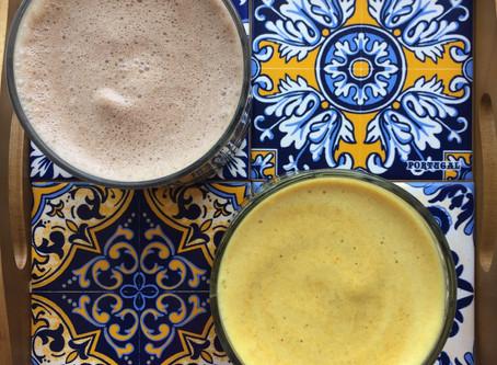 Organic Cashew Milk - Two Ways!
