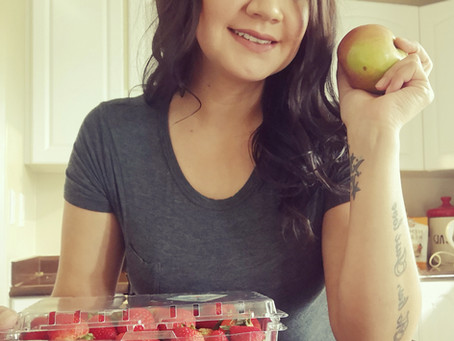 My Venture Into Nutrition ~ Ashley Letendre