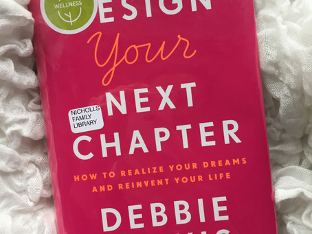 Are You Designing Your Next Chapter?