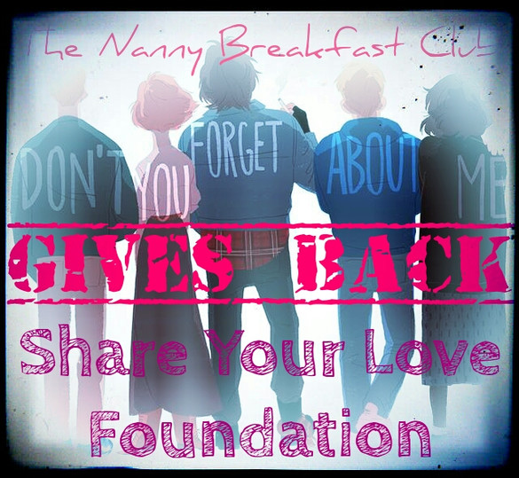 The Nanny Breakfast Club Gives Back!
