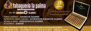 Tabaquería & Relojería La Palma