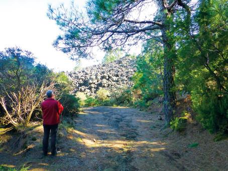 Caminata geológica: Pico Nambroque