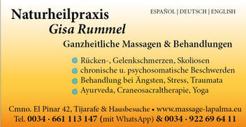 Naturheilpraxis Gisa Rummel