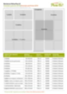Para Ti_Formatos, precios y condiciones