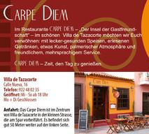 Carpe Diem Restaurante
