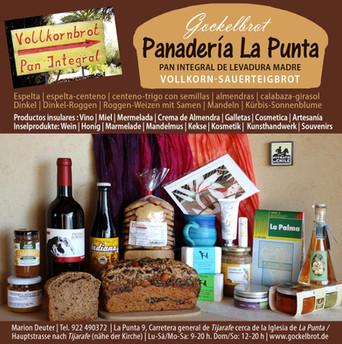 Gockelbrot | Panadería La Punta