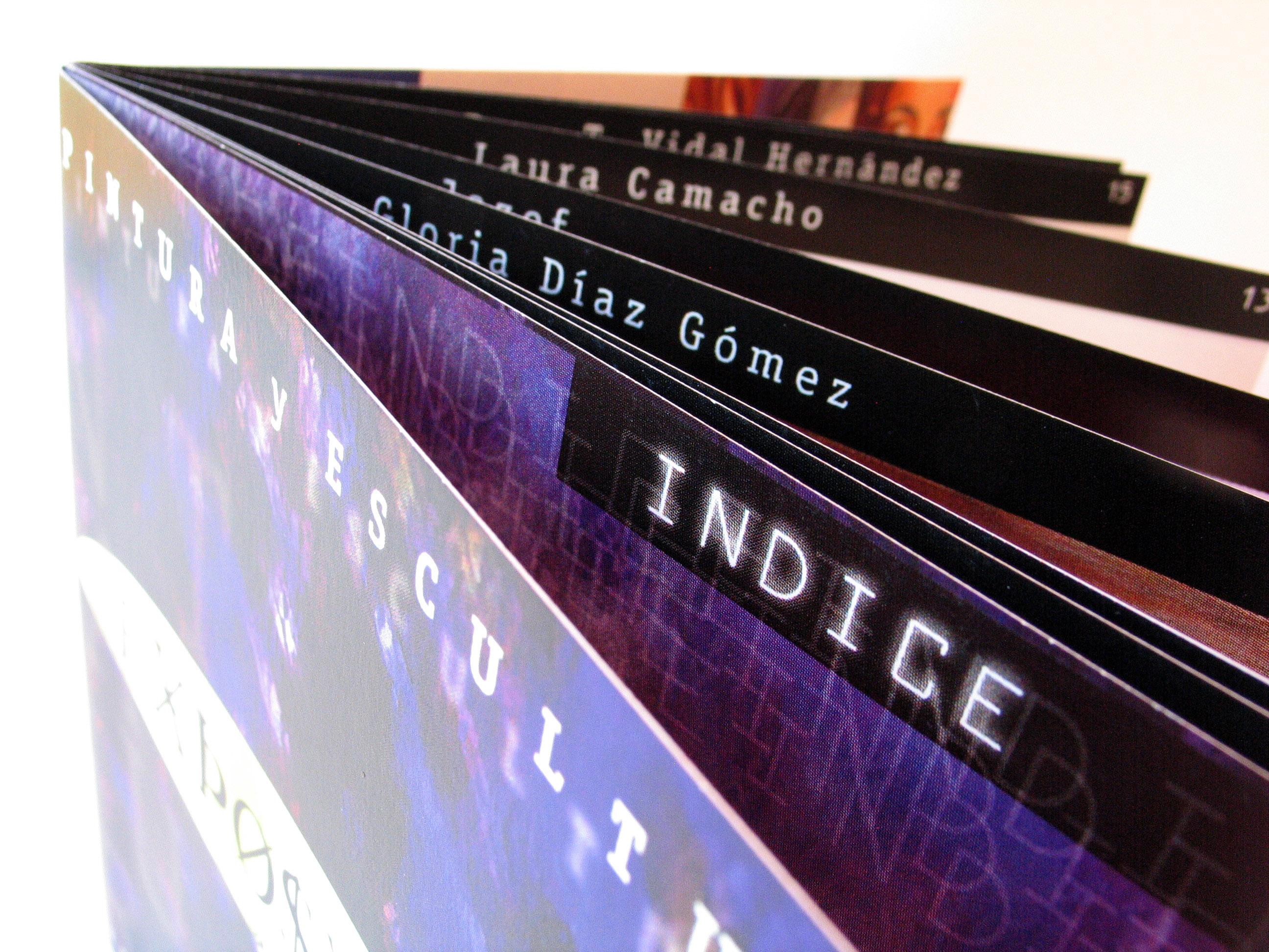 Catálogos y cuadernos