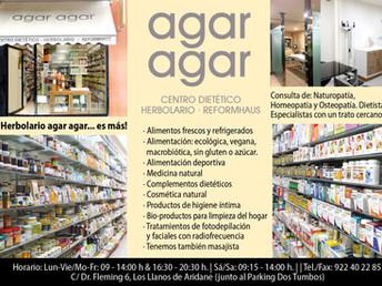 Agar Agar - Herbolario | Reformhaus