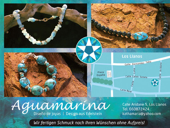 Aguamarina | Design aus Edelstein