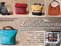 La Palmerita | Ledertaschen handgenäht