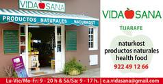 Vida Sana | Naturkost - productos naturales