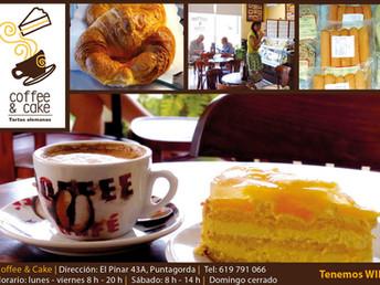 Coffee & Cake - Deutsche Kuchen