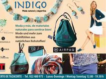 Indigo | Moda natural y deportiva