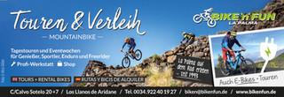 Bike`n´Fun La Palma | Mountainbike