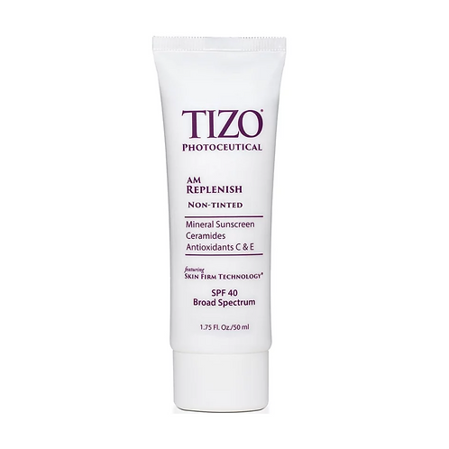TIZO® AM Replenish SPF 40 Non-tinted