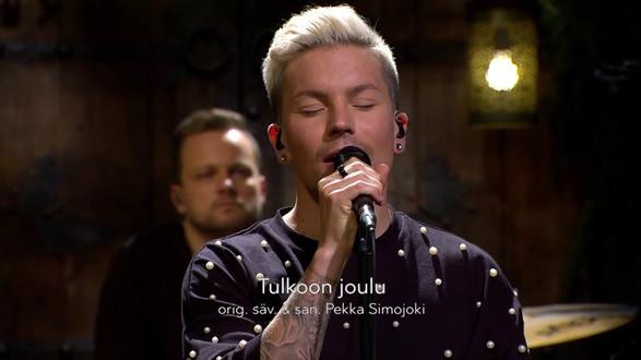Antti Tuisku & HGV - Tulkoon Joulu