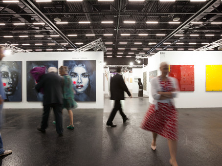Das Ende leerer Wände oder die Kunst, in Kunst zu investieren.