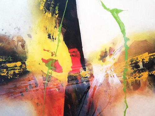 "Günther Villgrattner ""flow of movement"""