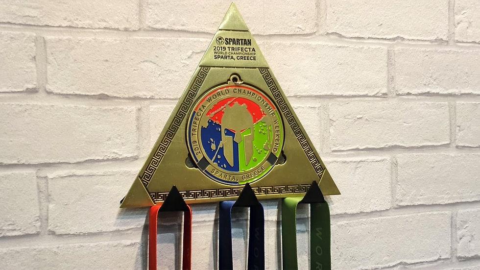 Delta/trophie holder