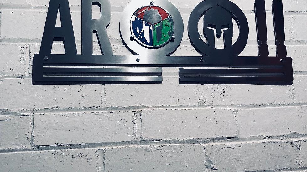 AROO Double trifecta hanger