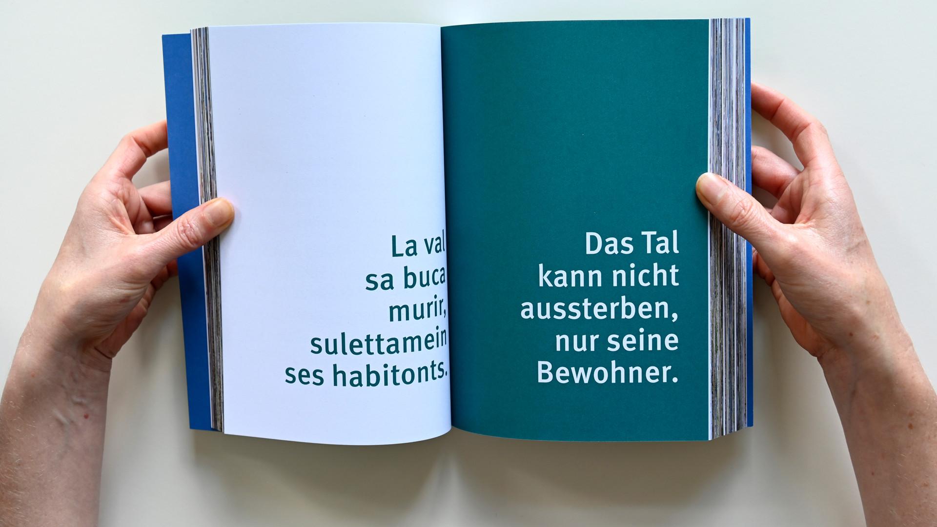Buch ENTA MEDEL - Textseite 2