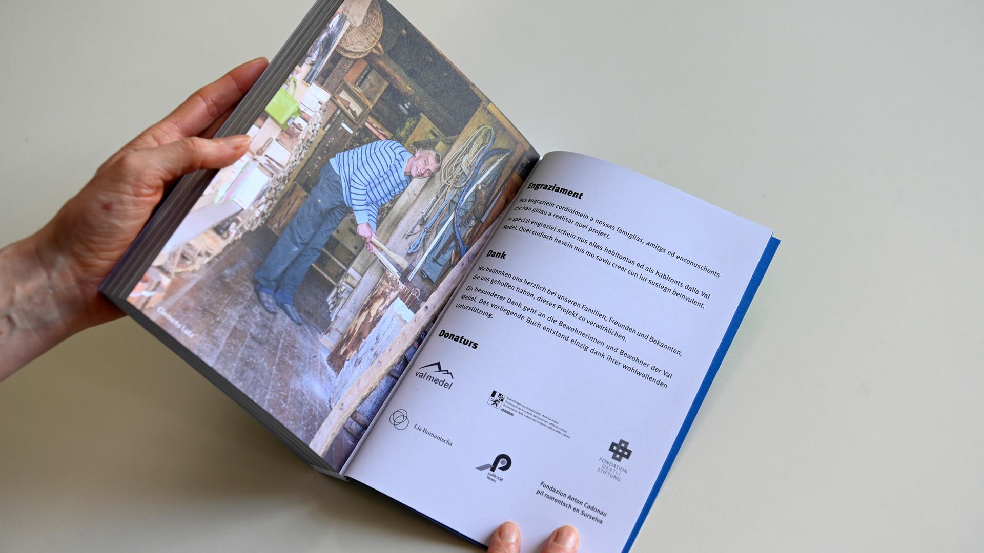 Buch ENTA MEDEL - Beispielfotos 5