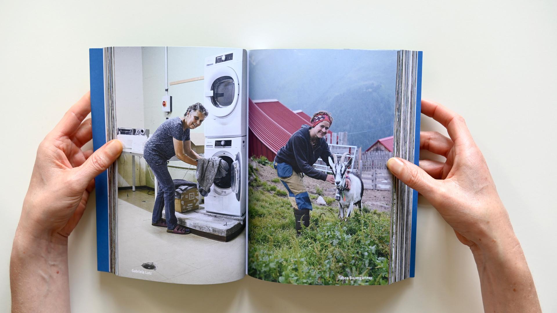 Buch ENTA MEDEL - Beispielfotos 4