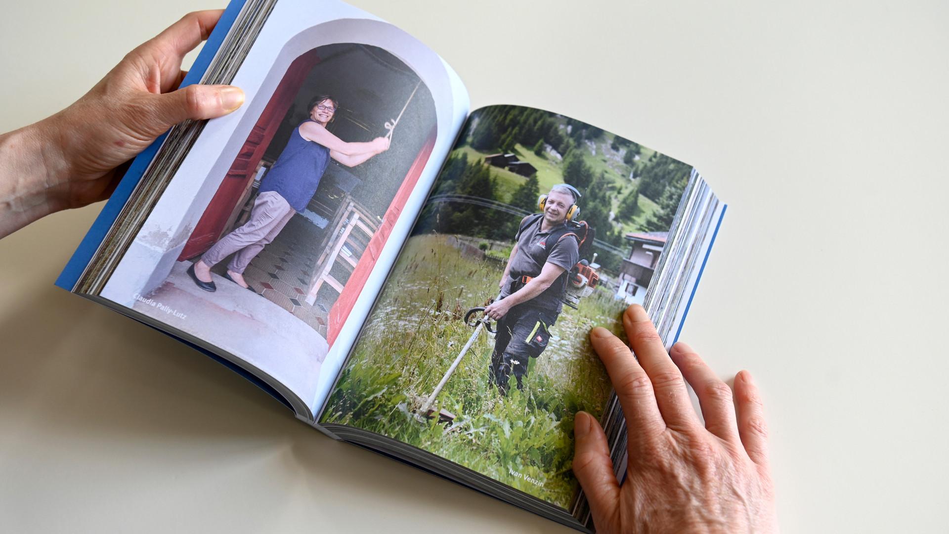 Buch ENTA MEDEL - Beispielfotos 1