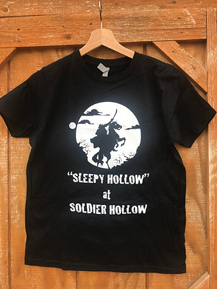 Sleepy Hollow Logo T-Shirt