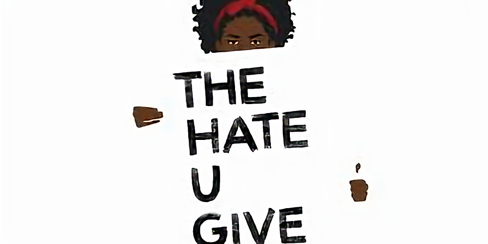 Monday Night Book Club (The Hate U Give-Angie Thomas)