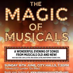 The Magic of Musicals June 2019