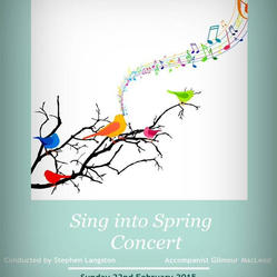 Sing into Spring Concert 2015