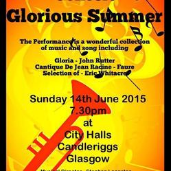 Glorious Summer Concert 2015
