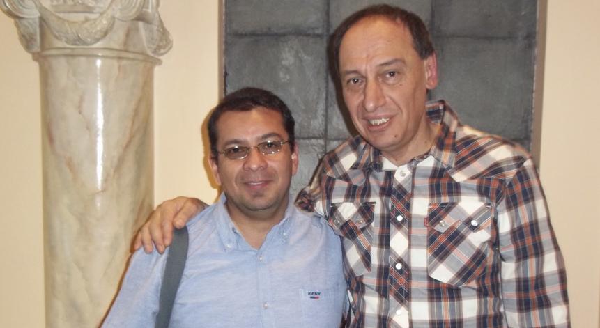 Prof Claudio Marquez - Reiki Hoy