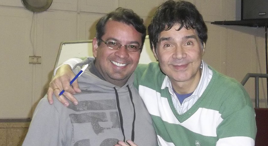 Claudio María Domínguez