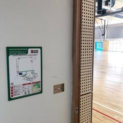 School Sports Centre