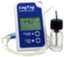 LogTagMexico Sensor Temperatura