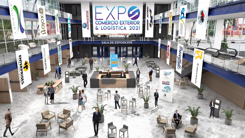 Lobby EXPO CEyL Agosto 2021.webp