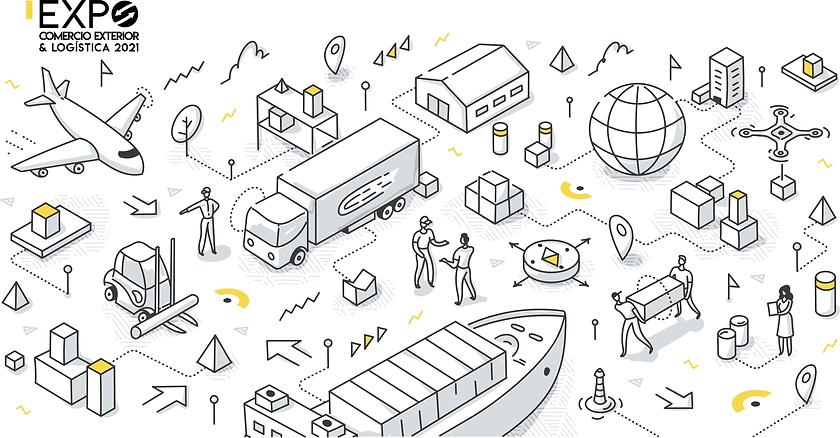 EXPO Comercio Exterior y Logistica 2021.