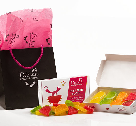 Delisun Gourmet Jelly Fruit Slices