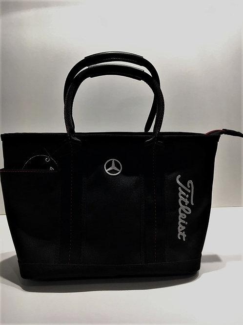 Mercedes-Benz×Titliest カジュアルラウンドトートバッグ