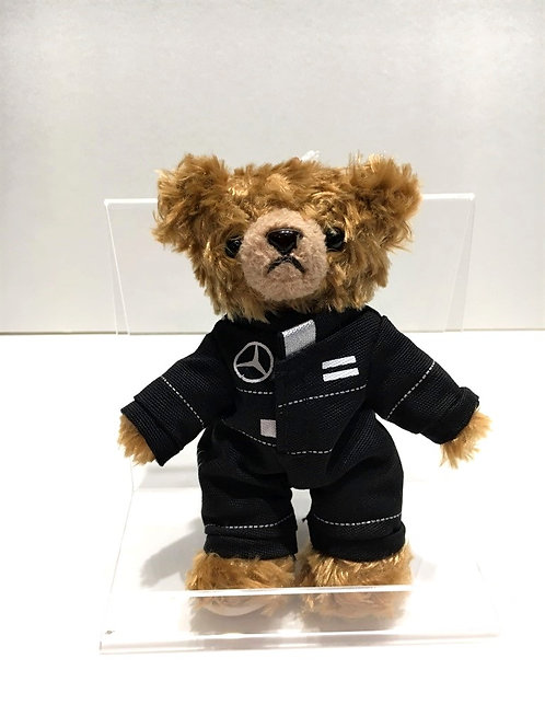 マスコットベア レーシングスーツ Mercedes me ver.