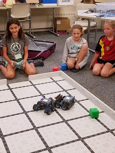 Building & Battling Robots