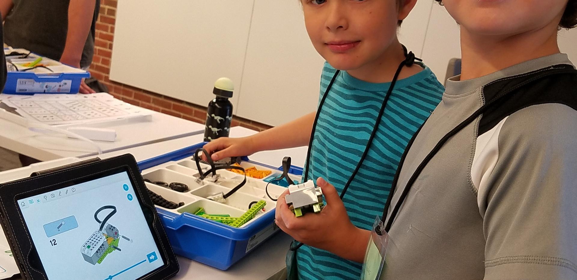 Robotics Summer 2018