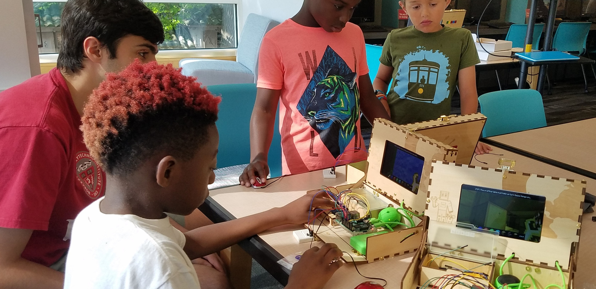 Build Your Own Pi Computer - Brookline, MA