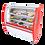 Thumbnail: Vitrine Refrigerada Premium 5103 Vidro Semi-Curvo