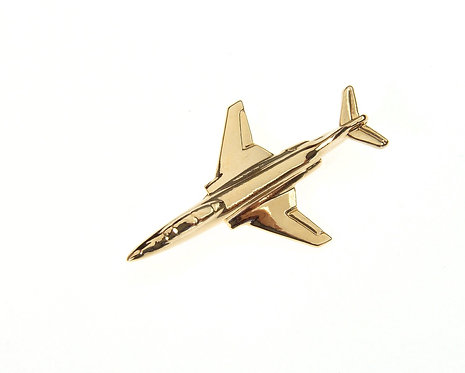 F101 Voodoo Gold Plated Tie / Lapel Pin
